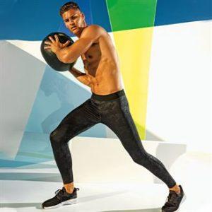 Cheerleader Training Legging
