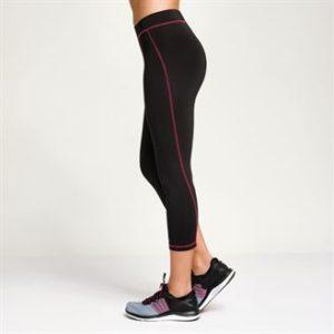 Cheerleader Capri Legging