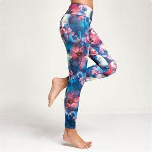 flower leggings