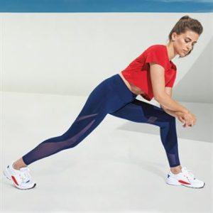 atmungsaktive Legging