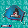 CheerX Mund- Nasenmaske