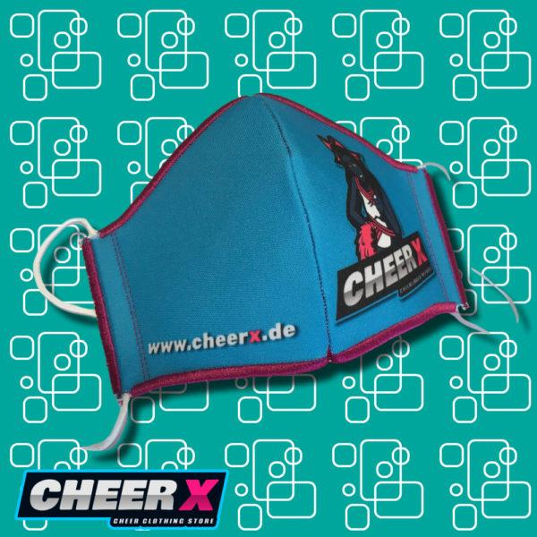 CheerX Promo Maske