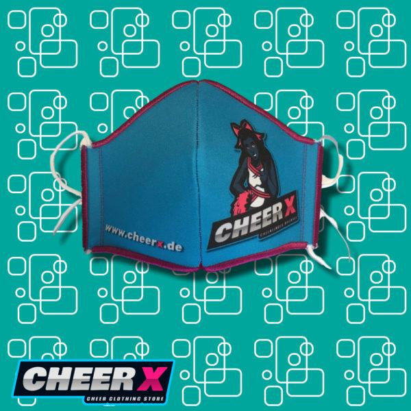 Behelfsmaske CheerX