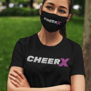 CheerX Promo T-Shirt