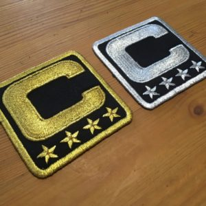 Captain Patch NFL