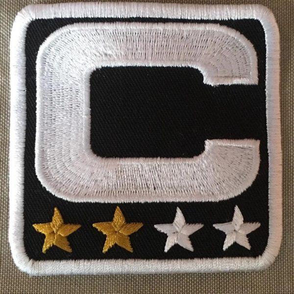Captain Patch NFL